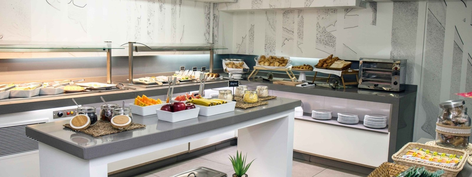 Breakfast Buffet | Hotel Aloe Canteras